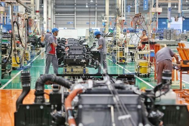 Indonesia registra primer crecimiento anual de importaciones en 20 meses hinh anh 1