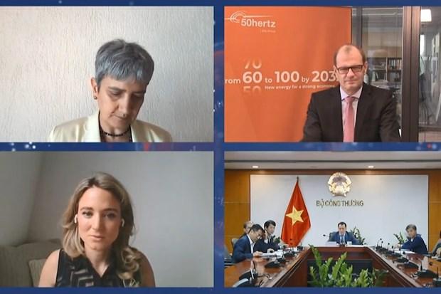Participa Vietnam en VII Dialogo de Berlin sobre Transicion Energetica hinh anh 1