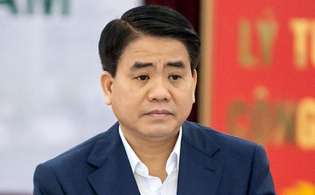 Emprenden procedimiento legal contra expresidente del gobierno de Hanoi hinh anh 1