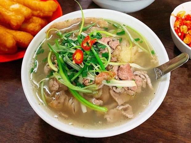 Cuatro restaurantes vietnamitas figuran en el top 50 de Asia hinh anh 2