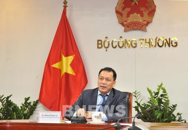 Aprecian apoyo de Vietnam a entrada en vigor del TLC con el Reino Unido hinh anh 1