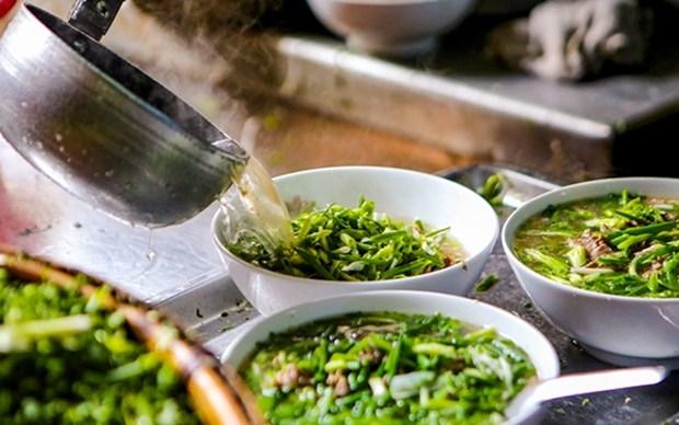 Hanoi y Ciudad Ho Chi Minh: destinos favoritos de vietnamitas para degustar comida callejera hinh anh 1