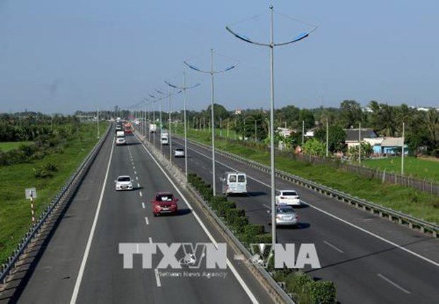 Vietnam proyecta disponer de nueve mil kilometros de autopistas para 2050 hinh anh 1