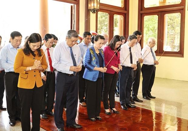 Revisan preparativos de provincia vietnamita de An Giang para elecciones parlamentarias hinh anh 2