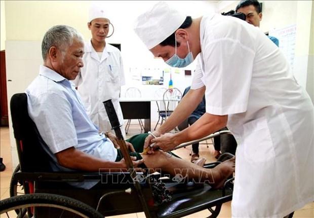 Elevaran nivel estandar de asistencia social en Vietnam hinh anh 1
