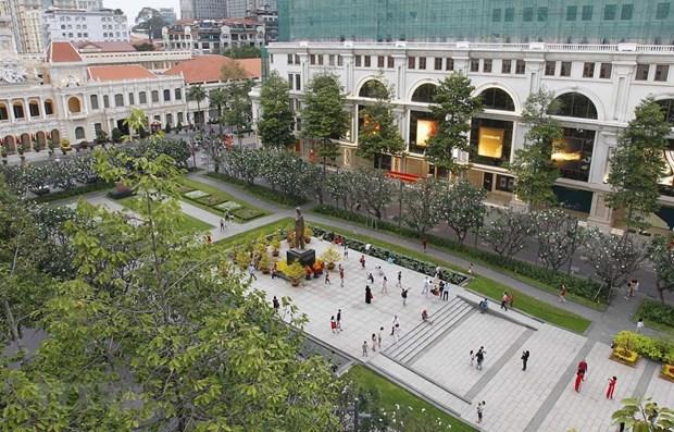 Digitalizara Ciudad Ho Chi Minh destinos turisticos hinh anh 1