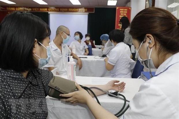 Vietnam confirma otros tres casos del COVID-19 hinh anh 1