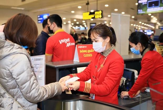 Vietjet anuncia declaracion medica electronica antes de abordar vuelos hinh anh 1