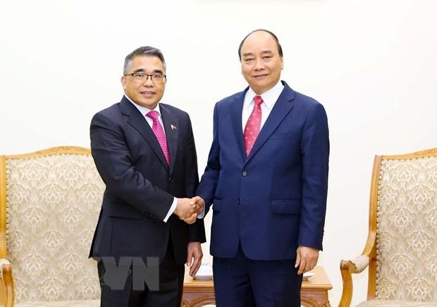 Vietnam valora la asociacion estrategica con Filipinas, afirma primer ministro hinh anh 1