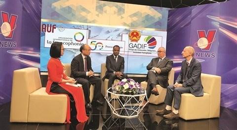 Promueven en Vietnam espacio economico francofono dinamico hinh anh 2