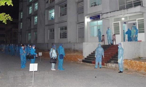 Ciudad Ho Chi Minh registra un nuevo caso del coronavirus hinh anh 1