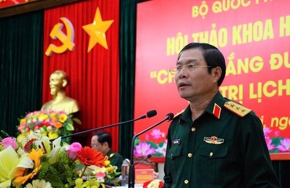 Taller cientifico honra victoria historica del ejercito vietnamita hinh anh 2