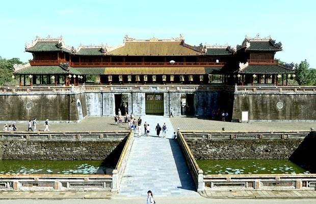Establecen en Vietnam biblioteca sobre ciudad imperial de Hue hinh anh 1