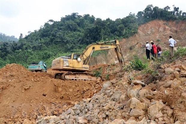 Empenado Vietnam en elevar capacidad para controlar riesgos de desastres naturales hinh anh 1