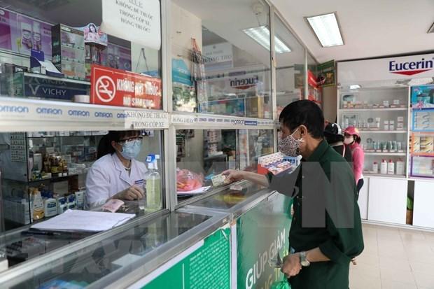 Vietnam por elevar la produccion nacional de medicamentos hinh anh 1