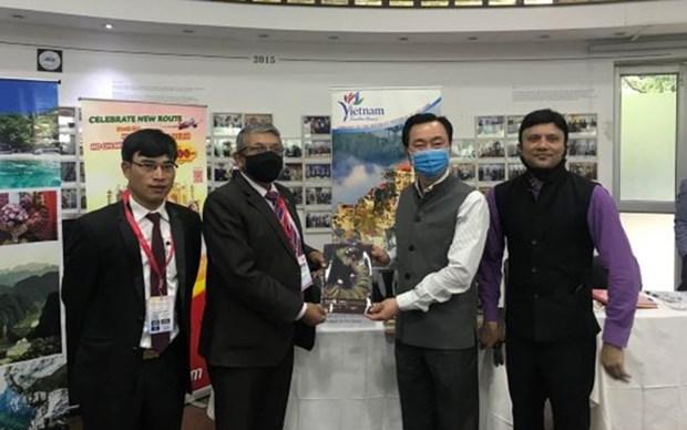Vietnam participa en Semana Internacional de la India hinh anh 1