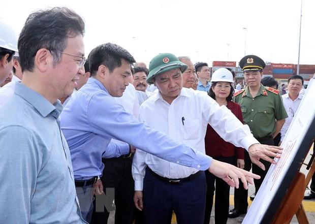 Puerto Cai Mep-Thi Vai en Vietnam debe convertirse en centro logistico mundial para 2045 hinh anh 1