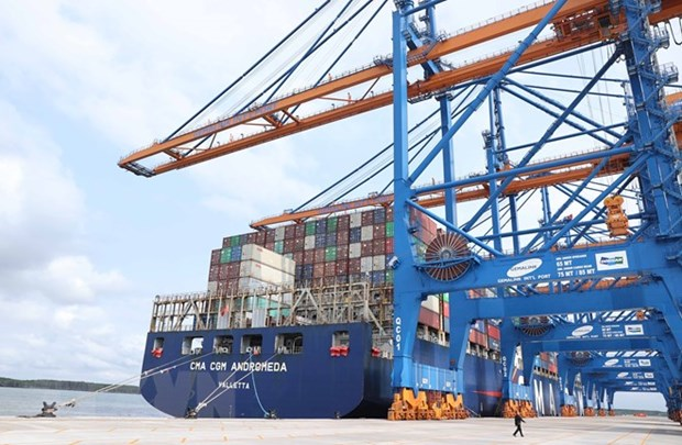 Puerto Cai Mep-Thi Vai en Vietnam debe convertirse en centro logistico mundial para 2045 hinh anh 2