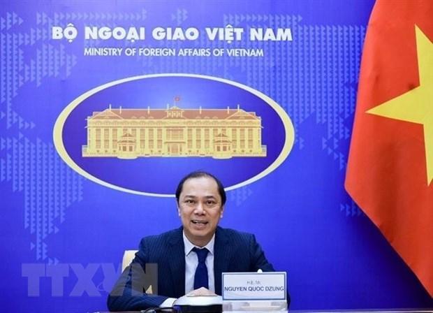 Vietnam, prioridad de politica exterior de Alemania en Sudeste Asiatico hinh anh 1