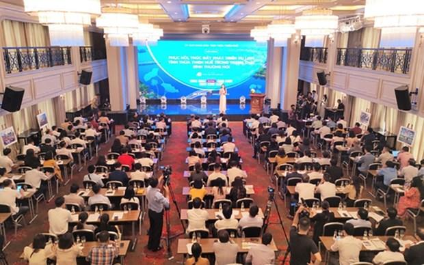 Provincia vietnamita busca recuperar el turismo local en nuevo contexto hinh anh 1