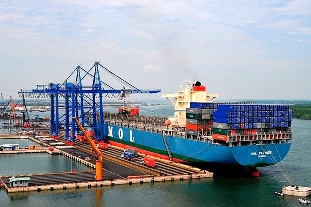 Ciudad Ho Chi Minh apunta ingresar 108 mil millones de dolares por exportaciones hinh anh 1