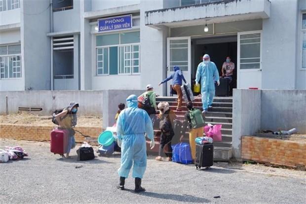 Vietnam cierra el sabado sin caso nuevo de COVID-19 hinh anh 1