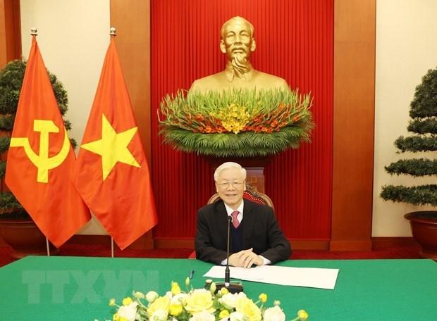 Vietnam y Japon fortalecen asociacion estrategica hinh anh 1