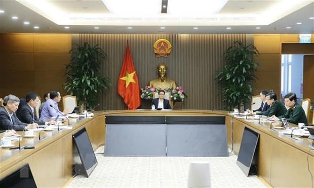 Producira Vietnam vacunas contra COVID-19 a finales de tercer trimestre de 2021 hinh anh 2