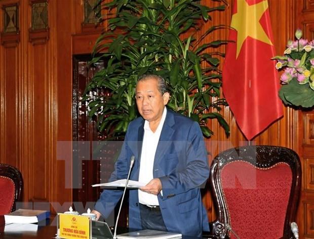 Exhortan a impulsar desarrollo socioeconomico de etnias minoritarias en Vietnam hinh anh 1