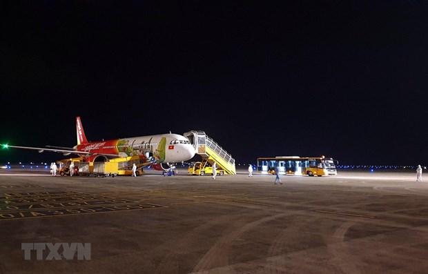 Vietnam se ubica en el top 10 de mercados de aviacion mas grandes del mundo. hinh anh 1