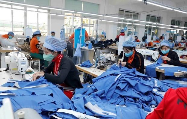 Periodico bangladesi analiza ventajas del sector textil vietnamita hinh anh 1