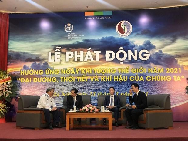 Pronostico hidrometeorologico en Vietnam contribuye a los medios de vida sostenibles de la poblacion hinh anh 1