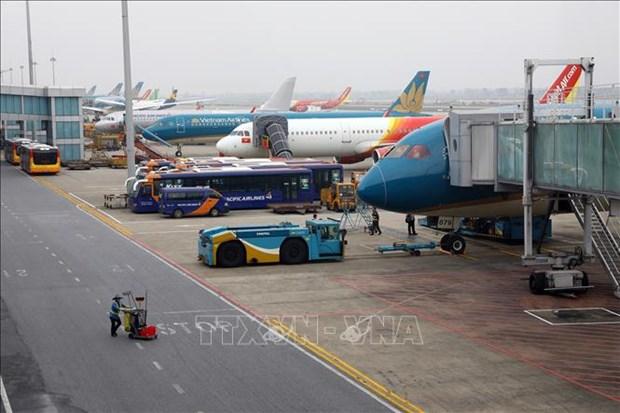 Aerolineas vietnamitas perderan mas de 650 millones de dolares en 2021 hinh anh 1