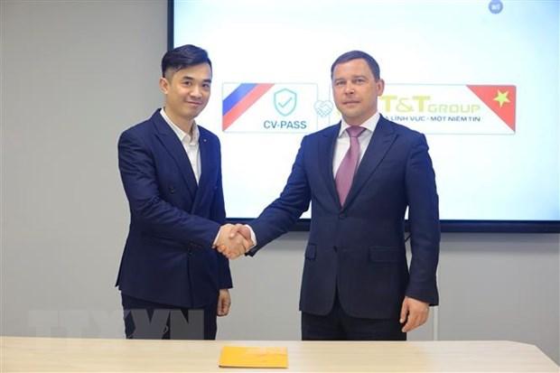 Empresas de Vietnam y Rusia promueven cooperacion turistica en contexto del COVID-19 hinh anh 1