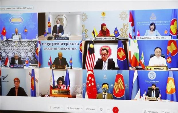 Vietnam a intensificar cooperacion maritima ASEAN-Nueza Zelanda hinh anh 2