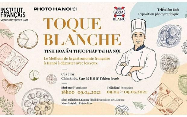Resaltan quintaesencia de gastronomia francesa en Hanoi hinh anh 1