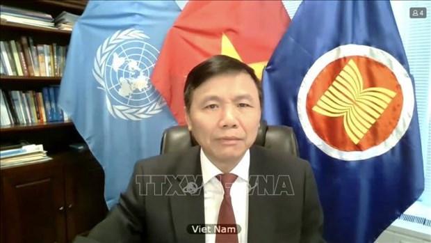 Vietnam apoya el proceso de paz en Afganistan hinh anh 1