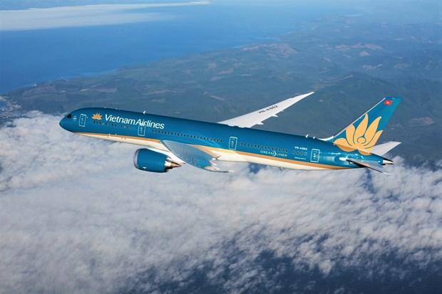 Vietnam Airlines inicia planes para abrir vuelos directos a Estados Unidos hinh anh 1