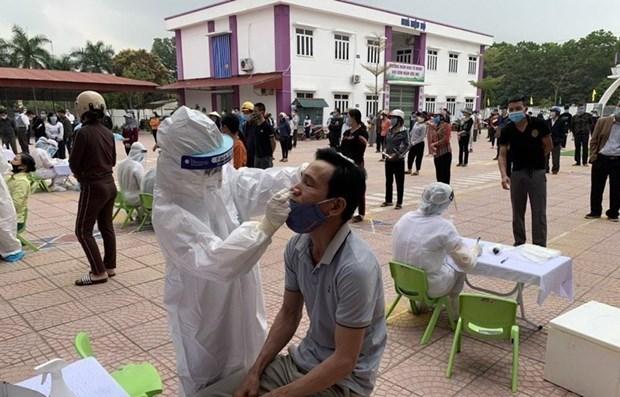 Reporta Vietnam tres nuevos casos de COVID-19 hinh anh 1