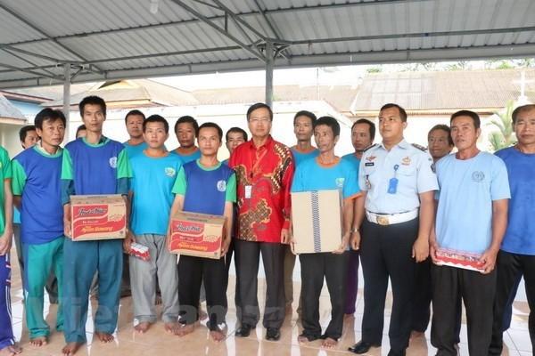 Proteccion ciudadana, prioridad de politica exterior de Vietnam hinh anh 1