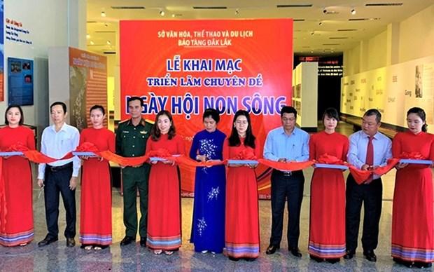 Inauguran exposicion tematica sobre Asamblea Nacional de Vietnam hinh anh 1