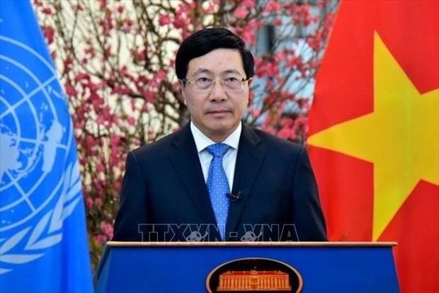 Vietnam participa activamente en 46 periodo de sesiones del Consejo de Derechos Humanos hinh anh 1
