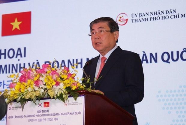 Debaten medidas para facilitar las operaciones de empresas sudcoreanas en Vietnam hinh anh 1