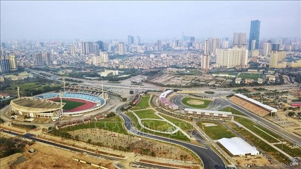 Vietnam anuncia sedes de competiciones de los SEA Games 31 hinh anh 1