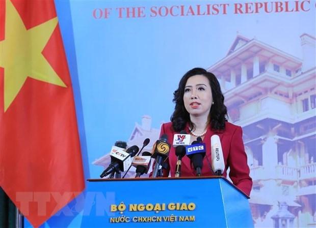 Insta Vietnam a China poner fin a violacion de su soberania sobre Mar del Este hinh anh 1