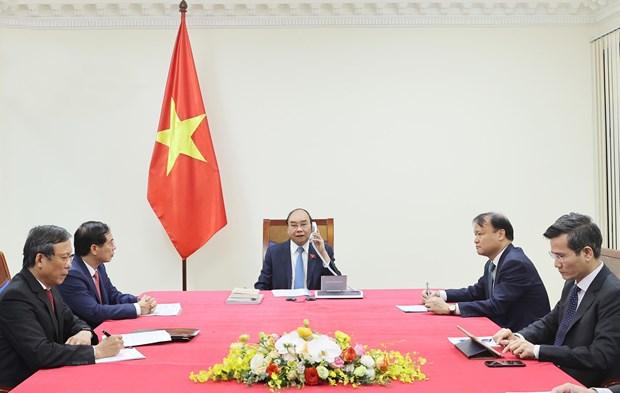Vietnam y Chile debaten medidas para intensificar asociacion integral hinh anh 1