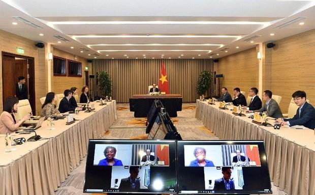 Vietnam mejorara su cooperacion con el Banco Mundial hinh anh 1