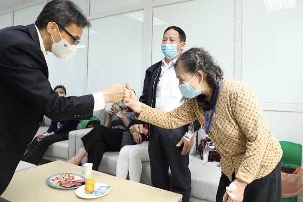 Vietnam tendra una vacuna contra el COVID-19 segura y efectiva hinh anh 1