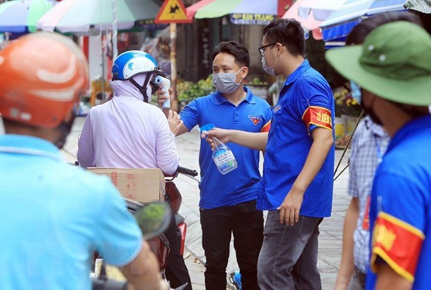 Vietnam registra dos nuevos casos del COVID-19 hinh anh 1