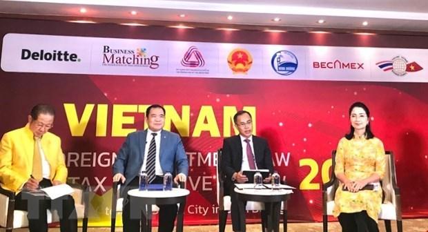 Provincia vietnamita de Binh Duong busca captar mas inversiones tailandesas hinh anh 1